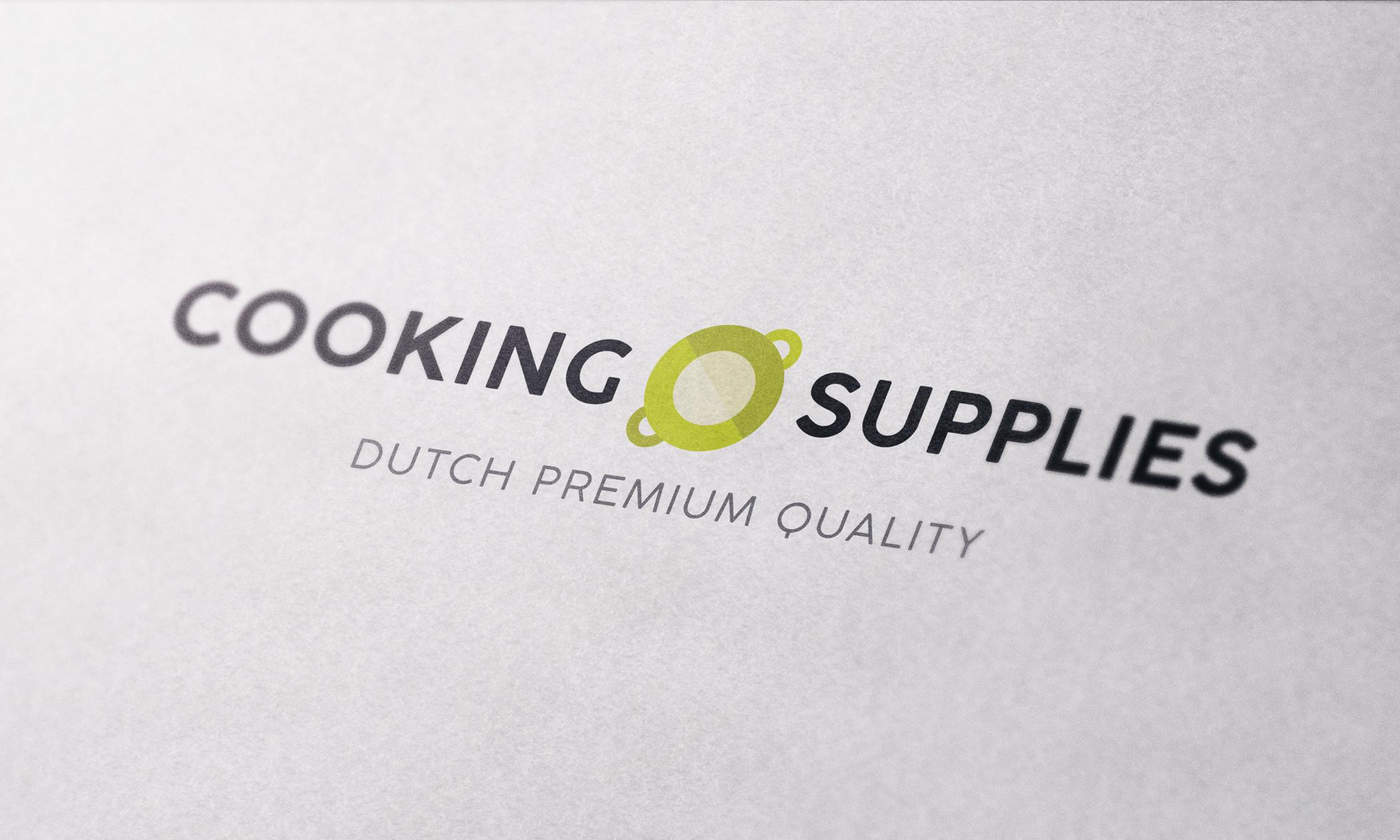 Cooking Supplies Dutch Premium Quality Logo