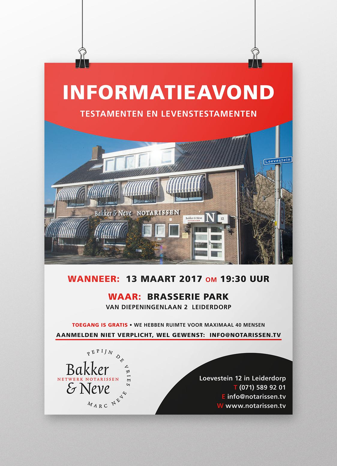 Bakker&Neve notarissen_A3 poster 13 maart 2017