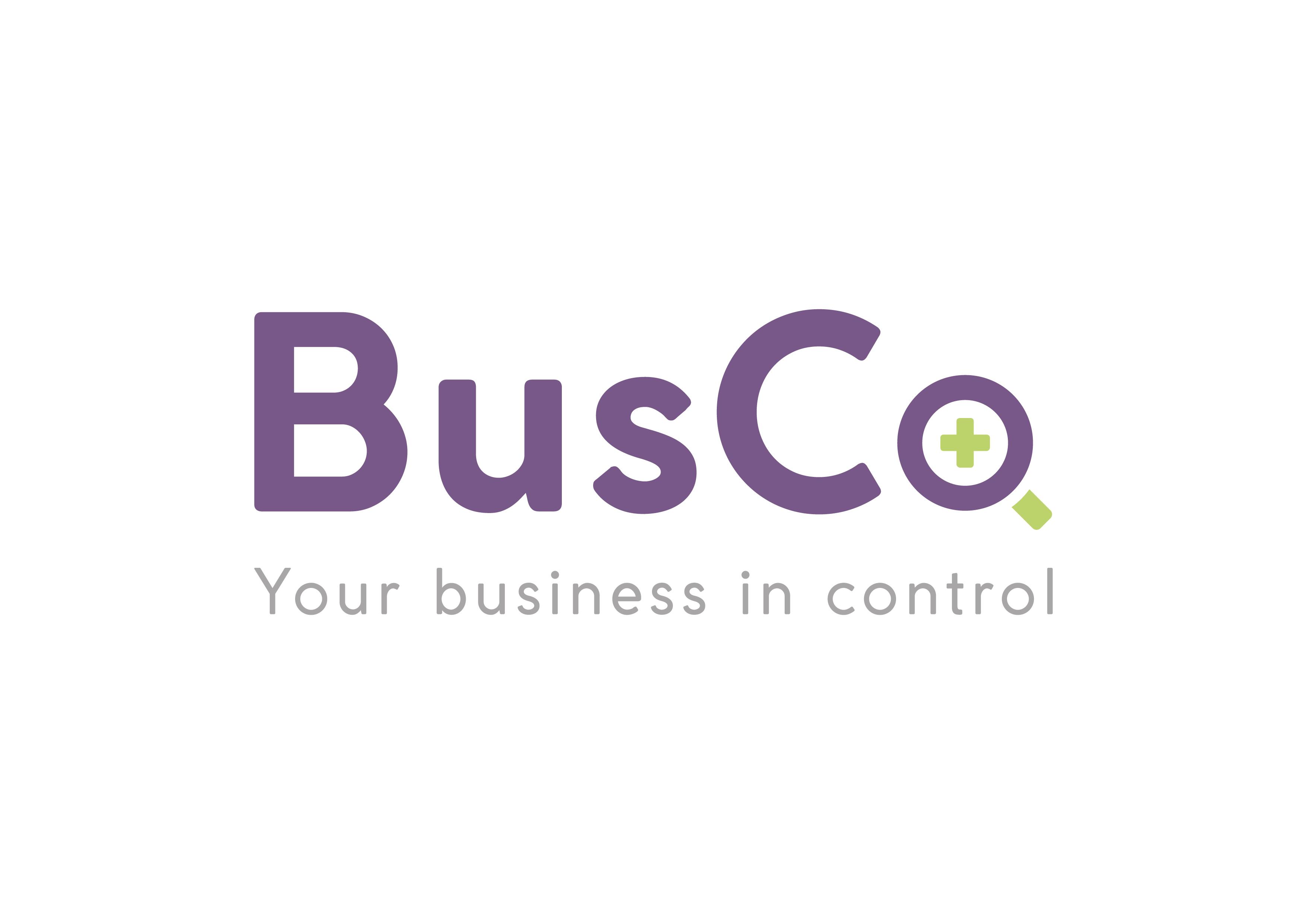 BusCo logo ontwerp